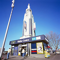 Victoria, BC, Vancouver Island, British Columbia, Canada - Visitor Centre, Tourist Information Center