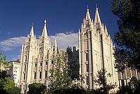 Salt Lake City, UT, temple, mormons, Utah, Mormon Temple in Salt Lake City. The Church of Jesus Christ of Latter-day Saints.