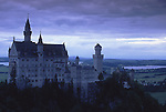Europe, DEU, Germany, Bavaria, Allgau, Hohenschwangau, Neuschwanstein Castle....[ For each utilisation of my images my General Terms and Conditions are mandatory. Usage only against use message and proof. Download of my General Terms and Conditions under http://www.image-box.com or ask for sending. A clearance before usage is necessary...Material is subject to royalties. Each utilisation of my images is subject to a fee in accordance to the present valid MFM-List...Contact | archive@image-box.com | www.image-box.com ]