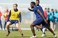 BRADENTON, FL - JANUARY 19: Jozy Altidore moves with the ball during a training session at IMG Academy on January 19, 2021 in Bradenton, Florida.