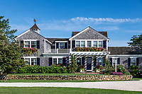 Beautifully maintained beach house, Centerville, Cape Cod, Massachusetts, USA.