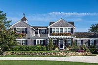 Beautifully maintained beach house, Centerville, Cape Cod, Massachusetts, USA.