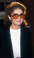 Jackie Kennedy 1991<br /> Photo By Adam Scull/PHOTOlink.net