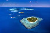 ilot Puemba et Noe, lagon Sud