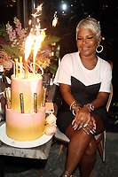 NEW YORK, NY - SEPTEMBER 11; Misa Hylton at her  48th Birthday Celebration at Soho House in New York City on September 11, 2021. <br /> CAP/MPI/WG<br /> ©WG/MPI/Capital Pictures