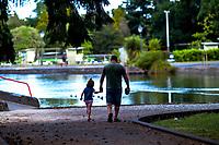Queen Elizabeth Park in Masterton, New Zealand on Wednesday, 14 December 2019. Photo: Dave Lintott / lintottphoto.co.nz