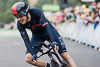 Geraint Thomas (GBR/Ineos Grenadiers)<br /> <br /> Stage 5 (ITT): Time Trial from Changé to Laval Espace Mayenne (27.2km)<br /> 108th Tour de France 2021 (2.UWT)<br /> <br /> ©kramon