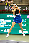 March 13, 2018: Caroline Wozniacki (DEN) defeated by Daria Kasatkina (RUS) 6-4, 7-5 at the BNP Paribas Open played at the Indian Wells Tennis Garden in Indian Wells, California. ©Mal Taam/TennisClix/CSM