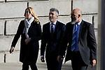 Fernando Grande-Marlaska attends to 40 Anniversary of Spanish Constitution at Congreso de los Diputados in Madrid, Spain. December 06, 2018. (ALTERPHOTOS/A. Perez Meca)