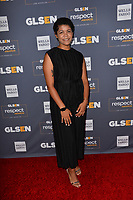 LOS ANGELES, USA. October 26, 2019: Rebekah Robinson at the GLSEN Awards 2019 at the Beverly Wilshire Hotel.<br /> Picture: Paul Smith/Featureflash