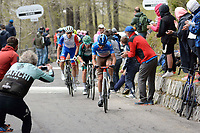 29th May 2021;  Giro D italia stage 20 Valle Spluga to Alpe Motta; Ag2r - Citroen Bouchard, Geoffrey in Alpe Motta