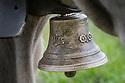 Cow bell, Nordtirol, Austrian Alps, Austria, July.