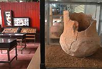 Museu do Marajó<br /> Cachoeira do Arari, Pará, Brasil.<br /> 07/05/2006<br /> Foto Paulo Santos/Interfoto