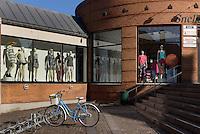 Einkaufscentrum in Rønne, Insel Bornholm, Dänemark, Europa<br /> Shopping Center, Roenne, Isle of Bornholm, Denmark
