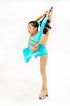 Chia Hsin Shih of Chinese Taipei competes during the Asian Junior Figure Skating Challenge Hong Kong 2016 at Kowloon Tong's Festival Walk Glacier on 03 October 2016, in Hong Kong, China. Photo by Marcio Machado / Power Sport Images