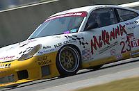 #23  Alex Job Racing  Porsche  class: GT