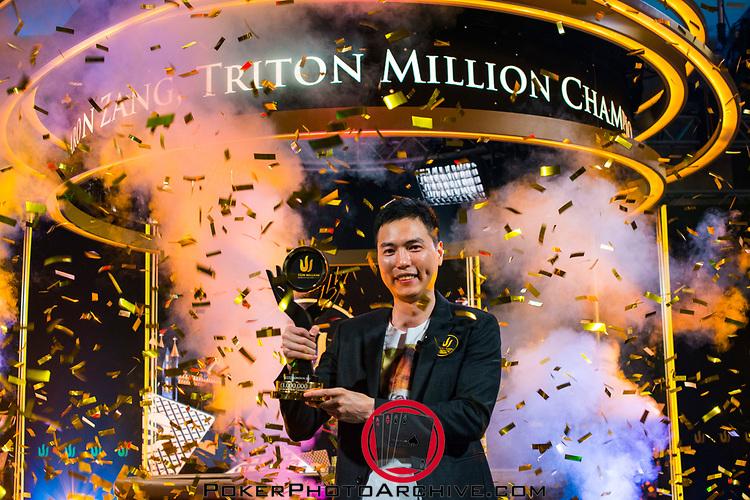2019 Triton London: EV02 Triton Million