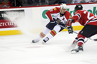 Stephen Weiss (Panthers)<br /> New Jersey Devils vs. Florida Panthers<br /> *** Local Caption *** Foto ist honorarpflichtig! zzgl. gesetzl. MwSt. Auf Anfrage in hoeherer Qualitaet/Aufloesung. Belegexemplar an: Marc Schueler, Am Ziegelfalltor 4, 64625 Bensheim, Tel. +49 (0) 6251 86 96 134, www.gameday-mediaservices.de. Email: marc.schueler@gameday-mediaservices.de, Bankverbindung: Volksbank Bergstrasse, Kto.: 151297, BLZ: 50960101
