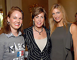 Beth Muecke, Liz Decker and Melissa Mithoff at the SPA Luncheon at the River Oaks Country Club Thursday Oct. 15,2009. (Dave Rossman/For the Chronicle)