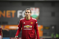 10th October 2020, The Hive, Canons Park, Harrow, England; Tobin Heath  Manchester United in detail during for womens Super League game between Tottenham Hotspur and Manchester United