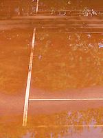 11-08-10, Hillegom, Tennis,  NJK 12 tm 18 jaar, Baan onderwater