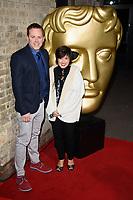Chris Jarvis and Pui Fan Lee<br /> arriving for the BAFTA Childrens Awards 2017 at the Roundhouse, Camden, London<br /> <br /> <br /> ©Ash Knotek  D3353  26/11/2017