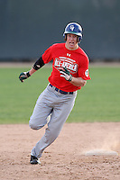 January 16, 2010:  Bobby Shiroky (Henderson, NV) of the Baseball Factory USA Team during the 2010 Under Armour Pre-Season All-America Tournament at Kino Sports Complex in Tucson, AZ.  Photo By Mike Janes/Four Seam Images