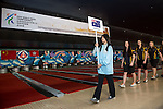 Opening Ceremony during the World Youth Tenpin Bowling Championships on August 06, 2014 at the SCAA bowling centre in Hong Kong, China.  Photo by Aitor Alcalde / Power Sport Images