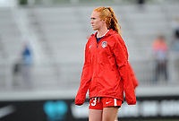 Boyds, MD - Saturday May 6, 2017:  Tori Huster prior to a regular season National Women's Soccer League (NWSL) match between the Washington Spirit and Sky Blue FC at Maureen Hendricks Field, Maryland SoccerPlex.
