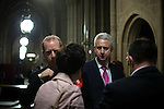 © Joel Goodman - 07973 332324 . 23/06/2016 . Manchester , UK .  IVAN LEWIS , MP for Bury South and candidate in Labour's Greater Manchester Mayoral race , at the declaration in the EU referendum at Manchester Town Hall . Photo credit : Joel Goodman