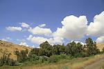 Ein Meimon in the Golan Heights