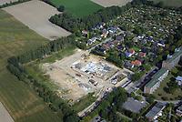 Haempten Neubaugebiet: EUROPA, DEUTSCHLAND, HAMBURG, (GERMANY), 22.09.2016: Haempten Neubaugebiet