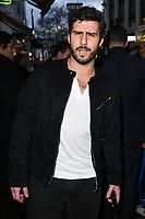 Alik Alfus<br /> arriving for James Ingham's Jog on to Cancer 2018 at Cafe de Paris, London<br /> <br /> ©Ash Knotek  D3391  04/04/2018