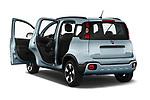 Car images of 2020 Fiat Panda-Cross Launch-Edition 5 Door Hatchback Doors