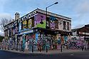 Hackney Wick, urban travel, London, 2019