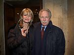 """GUIDO BARENDSON CON LA MOGLIE<br /> VERNISSAGE """"ROMA 2006 10 ARTISTI DELLA GALLERIA FOTOGRAFIA ITALIANA"""" AUDITORIUM DELLA CONCILIAZIONE ROMA 2006"""
