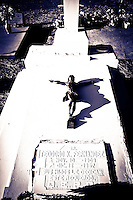 Crucifix - Cemetery - Tubac, Arizona
