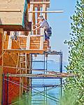 Home Construction at Lake Tahoe