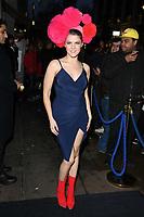 Saara Aalto<br /> arriving for James Ingham's Jog on to Cancer 2018 at Cafe de Paris, London<br /> <br /> ©Ash Knotek  D3391  04/04/2018