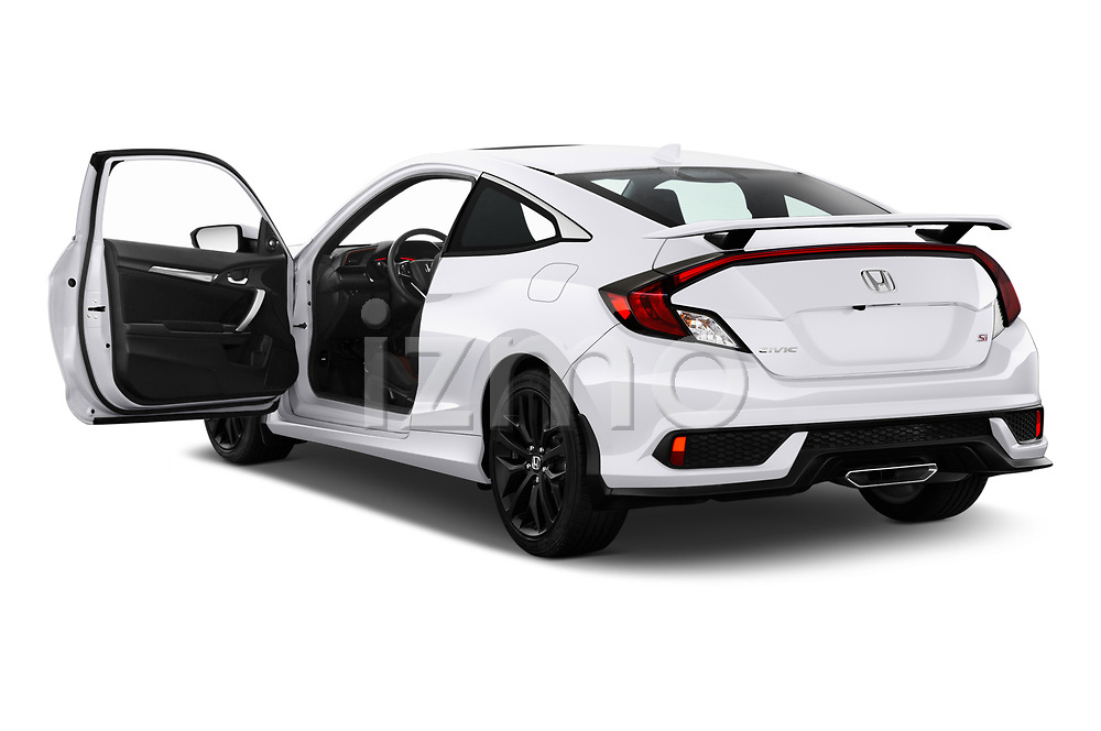 Car images of 2020 Honda Civic-Si-Coupe Si 2 Door Coupe Doors