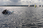 Datchet Water Sailing Club Queen Mother Reservoir 2007.