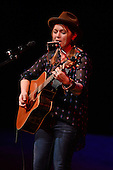 FORT LAUDERDALE FL - FEBRUARY 11: Crystal Bowersox performs at The Broward Center on February 11, 2016 in Fort Lauderdale, Florida. : Credit Larry Marano © 2016