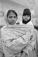 Indian kids.<br /> India, 2012