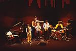 Art Blakey, Feb 1979 : Art Blakey performing at The Jazz Messengers. Japan.