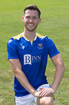 Jamie McCart, St Johnstone FC...2021-22 Season<br />Picture by Graeme Hart.<br />Copyright Perthshire Picture Agency<br />Tel: 01738 623350  Mobile: 07990 594431