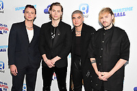 LONDON, UK. June 08, 2019: 5 Seconds of Summer poses on the media line before performing at the Summertime Ball 2019 at Wembley Arena, London<br /> Picture: Steve Vas/Featureflash