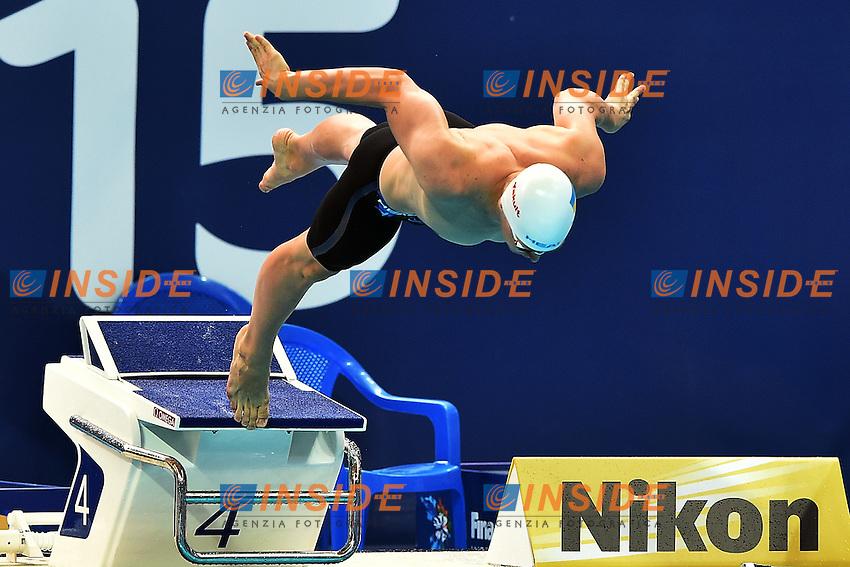 GOVOROV Andrii UKR Men's 50m Butterfly <br /> Day10 02/08/2015 Kazan Arena <br /> Swimming Nuoto <br /> XVI FINA World Championships Aquatics  <br /> Kazan Tatarstan RUS <br /> Photo Andrea Staccioli/Deepbluemedia/Insidefoto