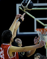 180527 Basketball - Mana Special Olympics Match