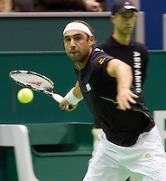 10-2-10, Rotterdam, Tennis, ABNAMROWTT, Marcos Baghdatis