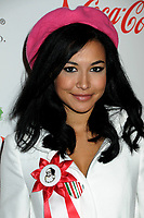 13 July 2020 - Naya Rivera, the actress best known for playing cheerleader Santana Lopez on Glee, has been confirmed dead. Rivera, 33, is believed to have drowned while swimming in the lake with her 4-year-old son, who was found asleep on their rental pontoon boat after it was overdue for return. 29 November 2009 - Hollywood, California - Naya Rivera. Hollywood Christmas Parade 2009 Arrivals held at the Roosevelt Hotel. Photo Credit: Byron Purvis/AdMedia